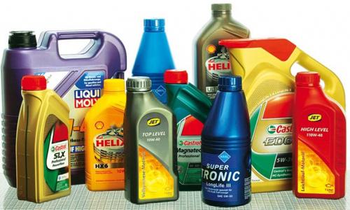 Выбор масла для бензопилы фото